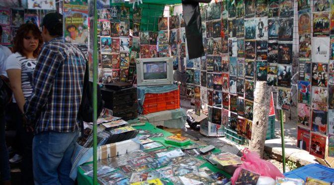 CDMX, la ciudad con más mercados dedicados a la venta de piratería en México: AmCham