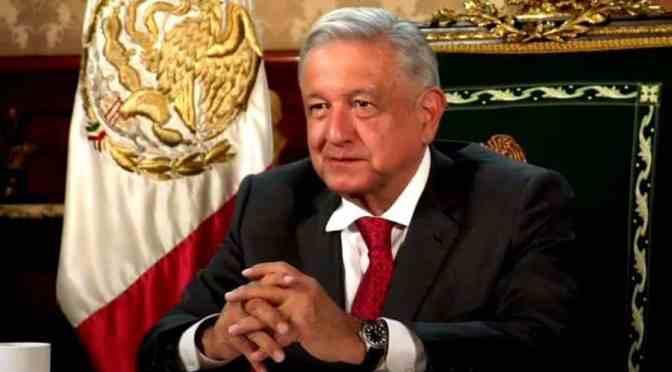 En México no hay hambre: AMLO