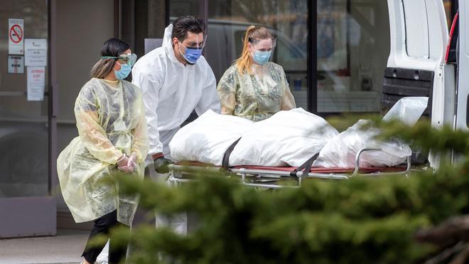 Concentran 5 estados el 44% de las muertes por Covid-19
