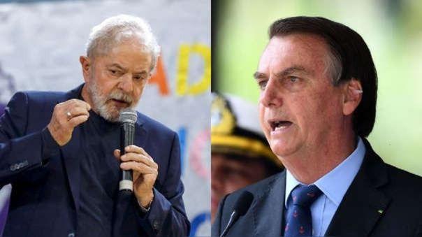 Lula dice que respaldará a cualquiera que pueda derrotar a Bolsonaro en Brasil