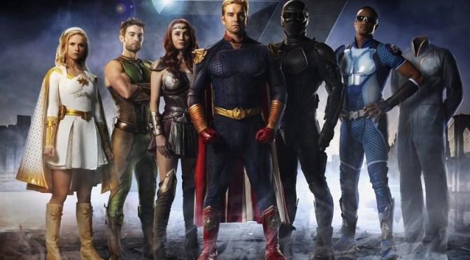 Los superhéroes ya no pueden ser buenos: de Watchmen a The Boys