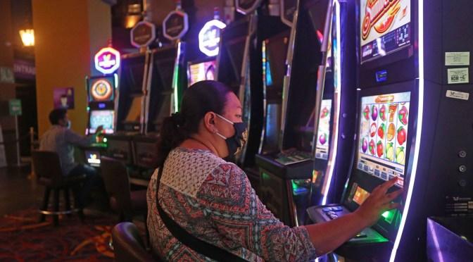 Casinos, el reto de la nueva directora