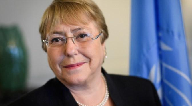 Bachelet insta a los líderes a reconocer los feminicidios en Latinoamérica