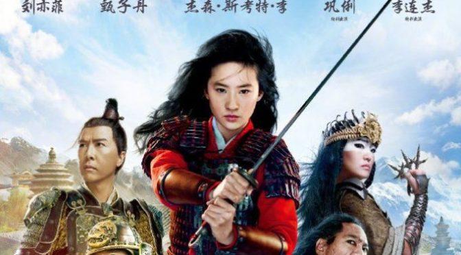 «Mulan» enfrenta críticas variadas y bozal mediático en lanzamiento en China