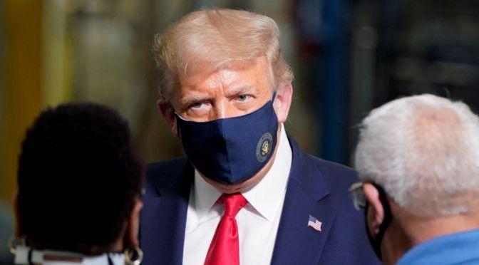 Nuevos interrogantes sobre cómo manejó Trump la pandemia