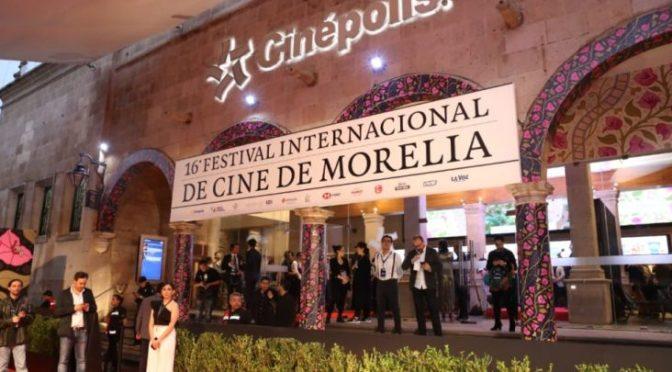 Así se llevará a cabo el Festival Internacional de Cine de Morelia
