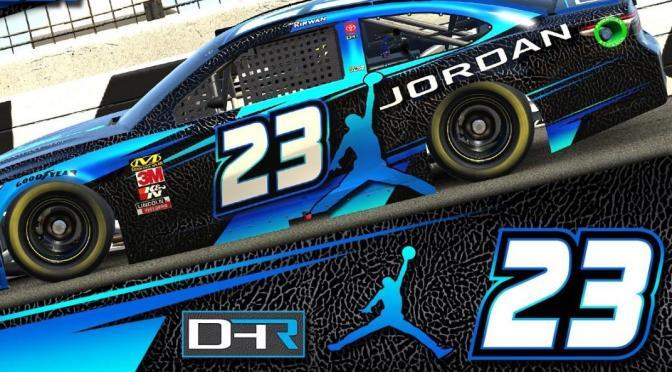 Michael Jordan tendrá un auto en la NASCAR 2021, pilotado por Bubba Wallace