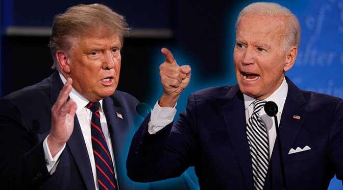 Biden vs Trump: primer debate