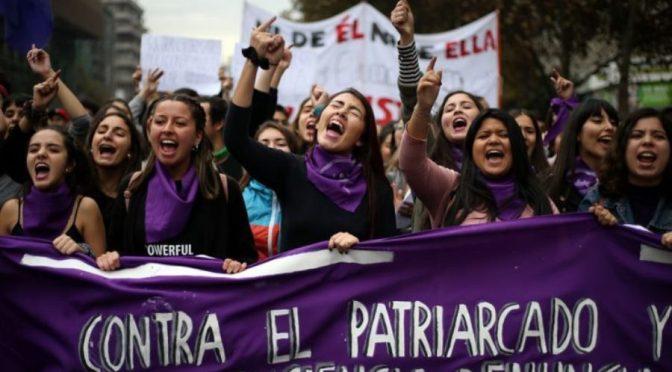 #NoNosCuidanNosViolan, el grito de las mexicanas contra el machismo