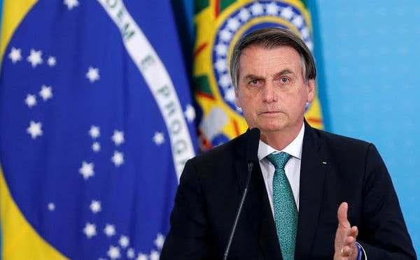 "Bolsonaro sobre la Amazonía: ""No consigo matar ese cáncer que son las ONG"""