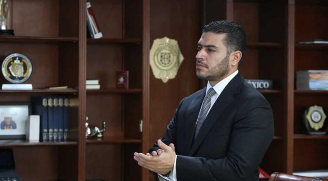 Omar García Harfuch regresa a Secretaría de Seguridad Ciudadana