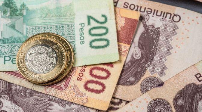 ¿Qué pasa con el peso mexicano?