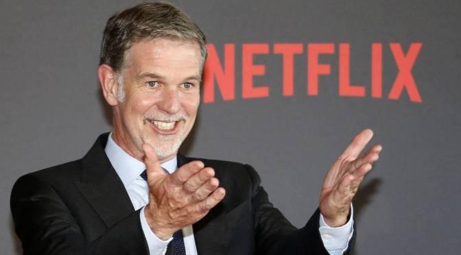 Reed Hastings y la exitosa anarquía empresarial de Netflix