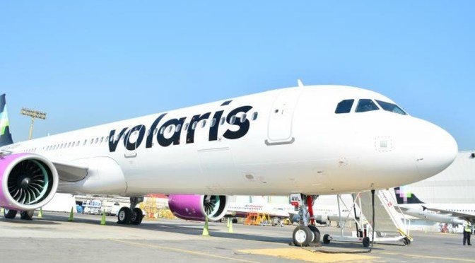 Volaris dice buscará financiamiento en medio crisis coronavirus