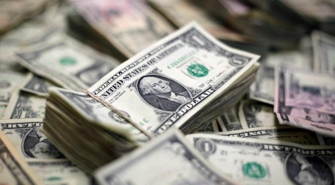 El peso mexicano la tercera divisa más apreciada