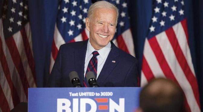 Consolida Biden su ventaja sobre Trump y hasta China ya lo felicita