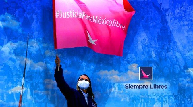 México Libre seguirá como organización ciudadana; participará en elecciones 2021
