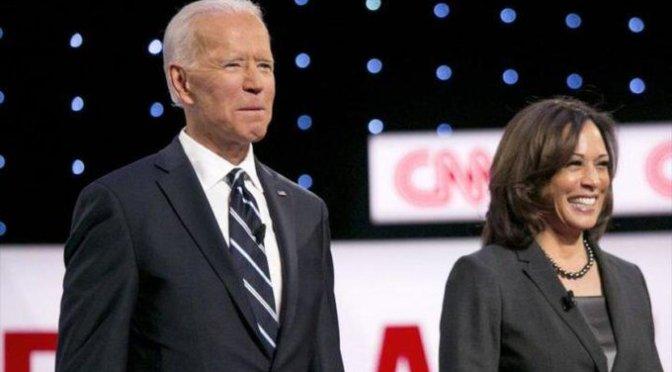 Joe Biden – El mundo no se organiza por sí mismo