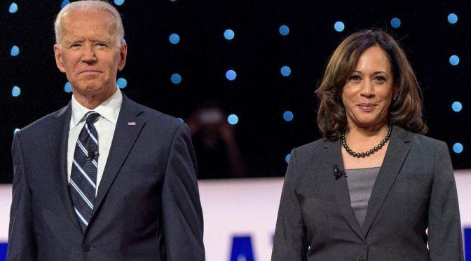 """Joe Biden y Kamala Harris son las """"personas del año"""" de la revista Time"""