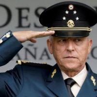 México no acusará penalmente al exministro de Defensa Salvador Cienfuegos