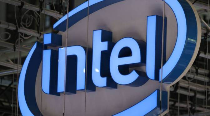 Intel cierra 2020 con ganancias menores a las de 2019