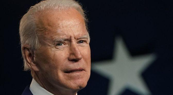 Presidente Biden anunciará que Estados Unidos está listo para unirse al acuerdo climático de París
