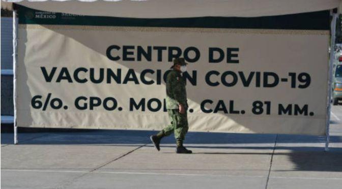 Este fin de semana comenzará la vacunación de maestros en Campeche