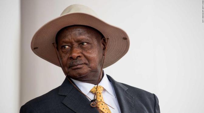 Museveni gana elecciones presidenciales de Uganda