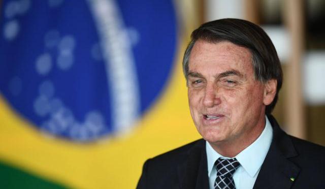 Brasil podría tener una crisis política como la de EU: Bolsonaro
