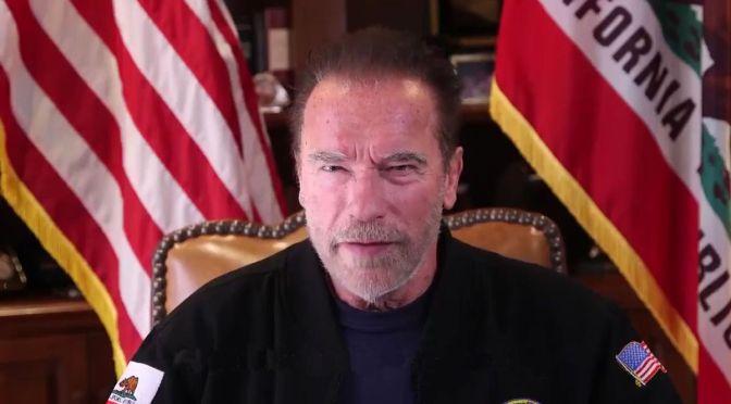 Trump es el peor presidente de la historia: Schwarzenegger