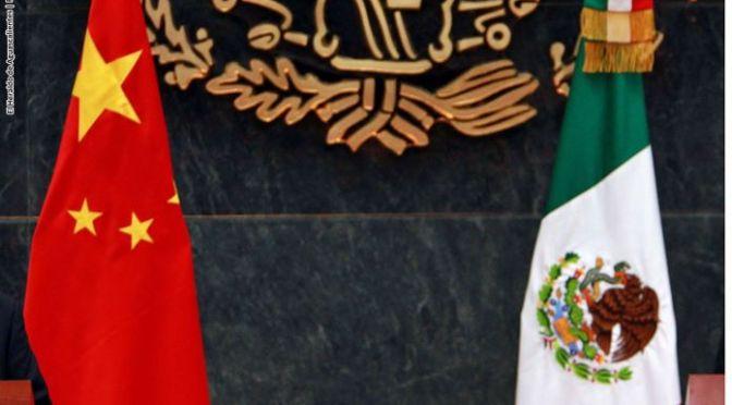 Inversiones chinas crecen en Norteamérica pero México no ha conseguido atraerlas