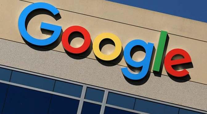 Google detendrá contribuciones a campaña federal después de los hechos ocurridos en el Capitolio de EU