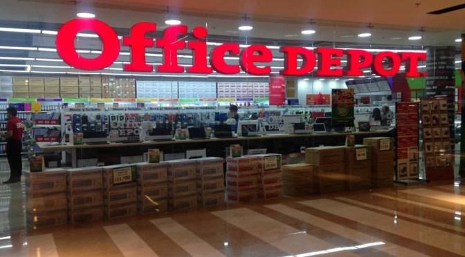 Office Depot rechaza la oferta de adquisición de Staples