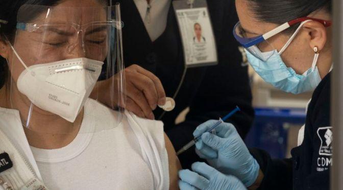 México prepara brigadas de vacunación para zonas aisladas