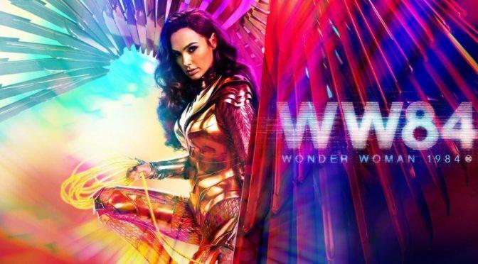 Wonder Woman 1984 se mantiene en la cima de la taquilla