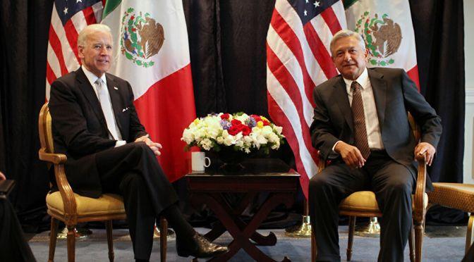Ya hablé con Biden por teléfono: AMLO