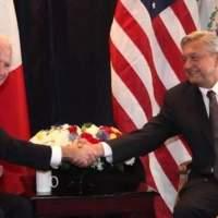 Estoy de acuerdo con los planteamientos de Biden: AMLO