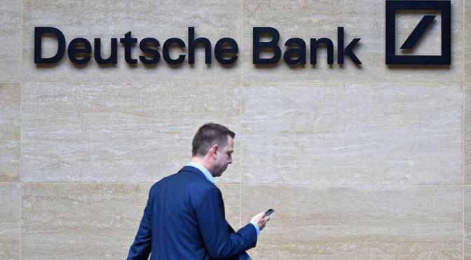 Deutsche Bank rompe lazos con Trump para realizar negocios futuros