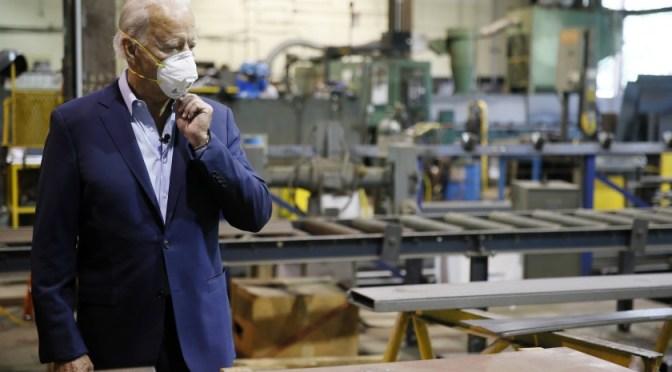 El primer año de Biden podría registrar un crecimiento récord del empleo