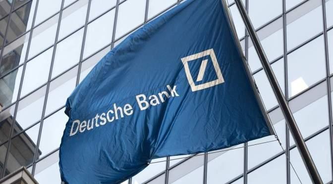 Deutsche Bank inicia una investigación en relación con el compromiso con algunos clientes