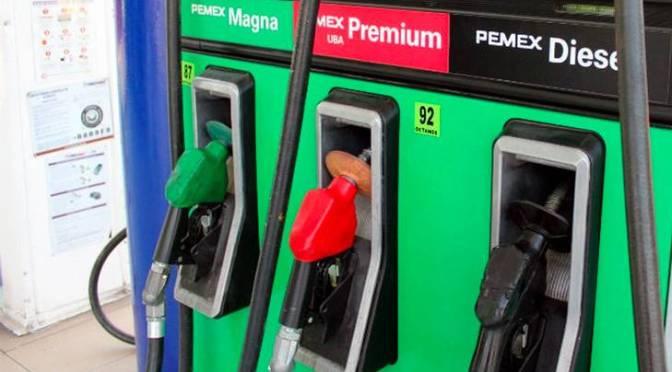 En los que va de 2021 la gasolina ha subido 5.3%