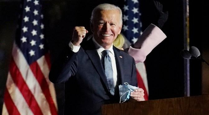 Biden nomina a diplomáticos para los principales puestos estatales