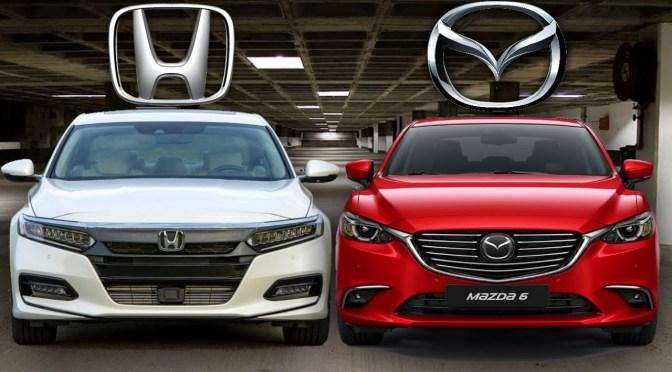 Honda y Mazda recortan su producción por falta de semiconductores