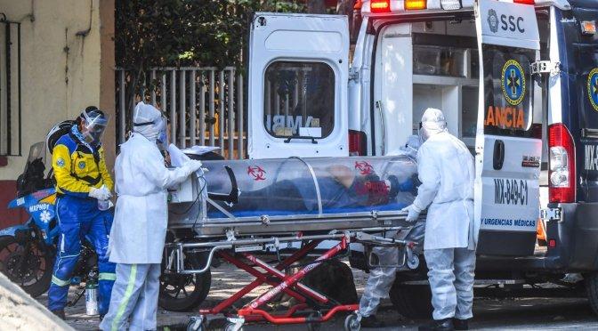Con más de 7,000 muertes, México registra su semana más mortífera en toda la pandemia
