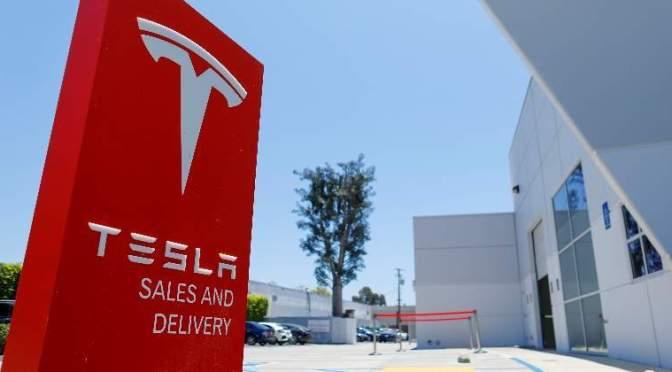 Registros de Tesla en el cuarto trimestre en California aumentan un 63%