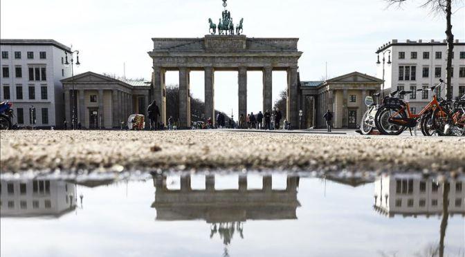 Destaca ministro de salud que Alemania está preparada para extender el confinamiento