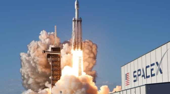 SpaceX recauda 850 millones de dólares en nuevos fondos