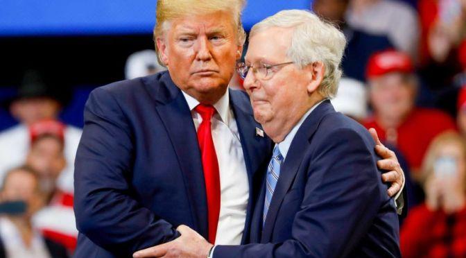 Trump vuelve a la política con discurso en foro conservador