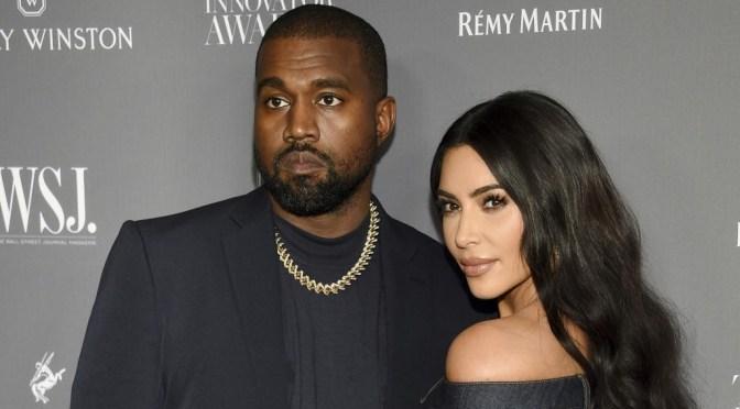 """El fin de """"Kimye"""": Kardashian solicita el divorcio de West"""