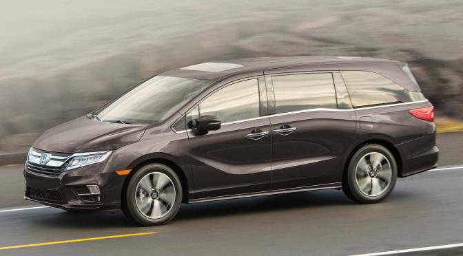 Innovaciones que vuelven a Honda Odyssey la mejor opción para la familia